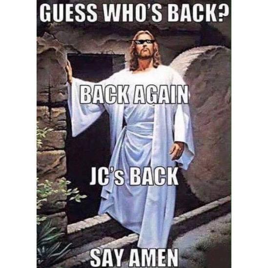 jc's back