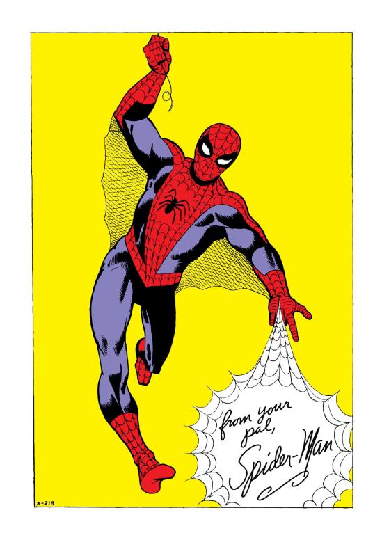 Ditko Spider-Man