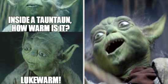 Star Wars Lukewarn Tauntaun