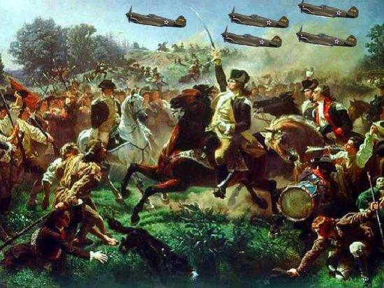 Revolutionary War Airport