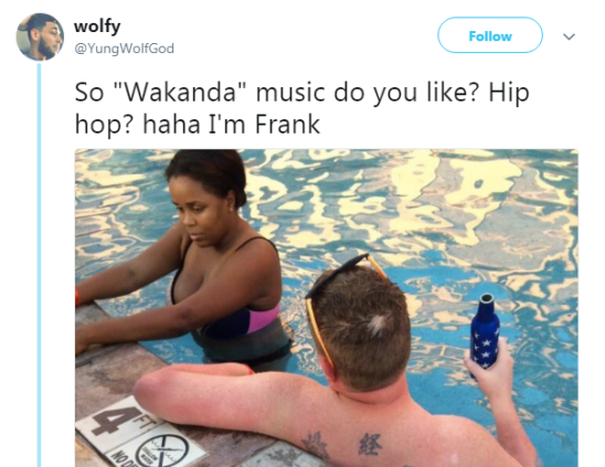 Wakanda Music Do You Like