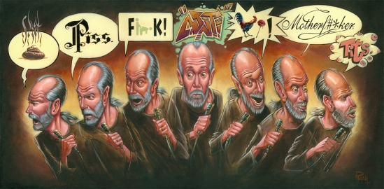 Carlin 7 Dirty Words