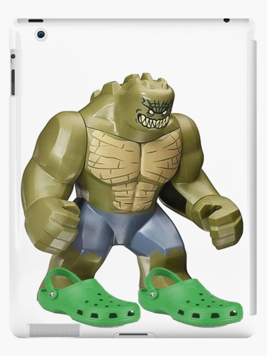 Killer Croc In Crocs